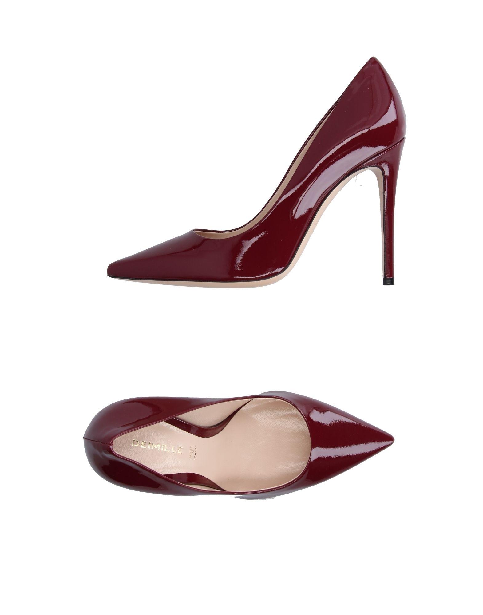 Haltbare Mode billige Schuhe Deimille Pumps Damen  11223747TQ Heiße Schuhe