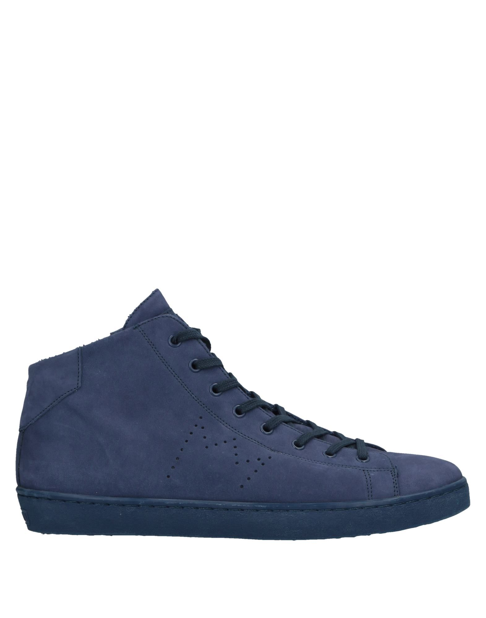 Sneakers Leather Crown Uomo - 11223970KG
