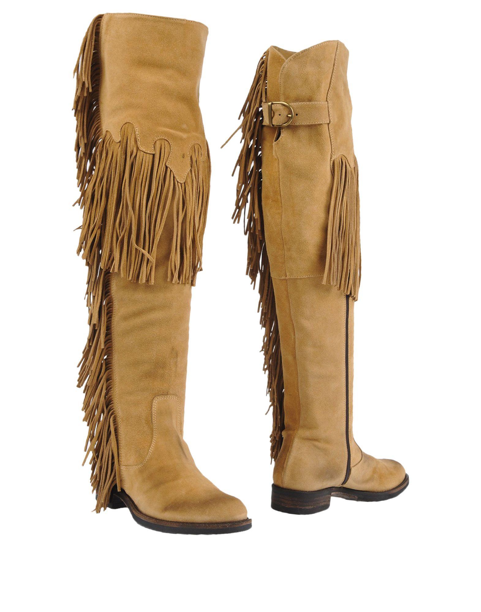 Gut um billige Schuhe zu tragenSpaziomoda Stiefel Damen  11224120UV
