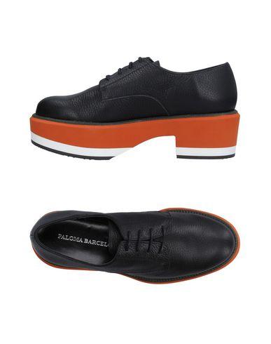 Los últimos zapatos de hombre y mujer Zapato De Cordones Paloma Barceló Mujer - Zapatos De Cordones Paloma Barceló - 11224242IT Negro