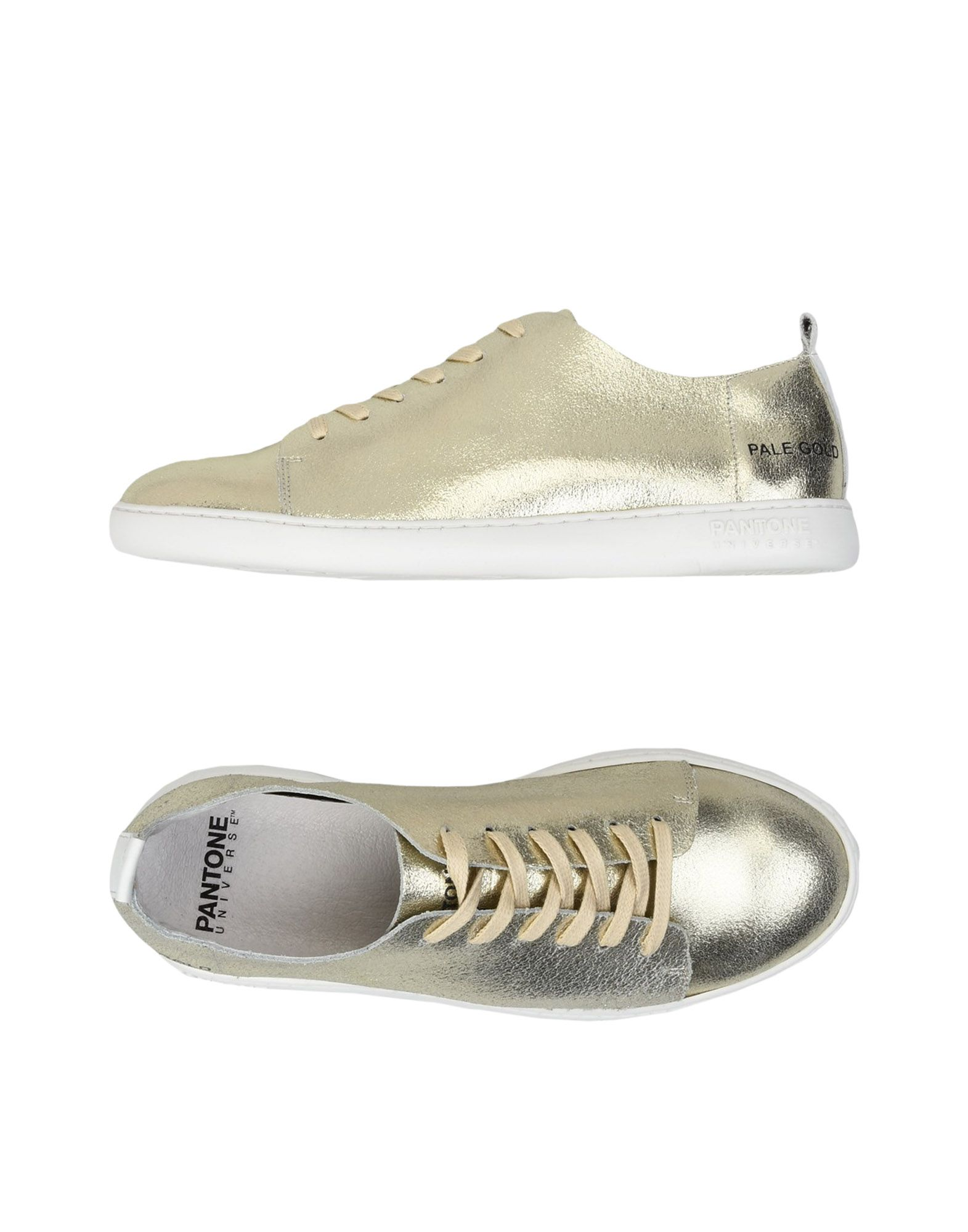 Pantone Universe Nyc Metallic Leather - Sneakers Universe - Women Pantone Universe Sneakers Sneakers online on  Canada - 11224244RT dede79