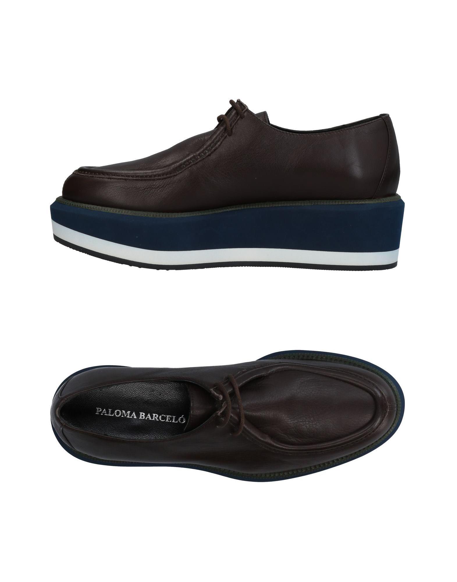 Gut um billige Schuhe zu tragenPaloma Barceló Schnürschuhe Damen  11224253GB