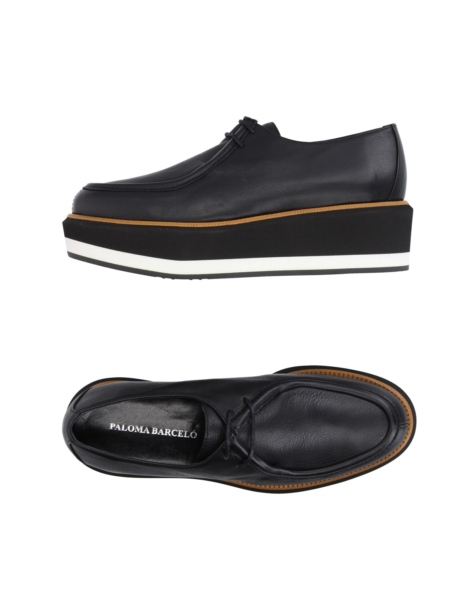 Stilvolle billige Schuhe Paloma Barceló Schnürschuhe Damen  11224258FH