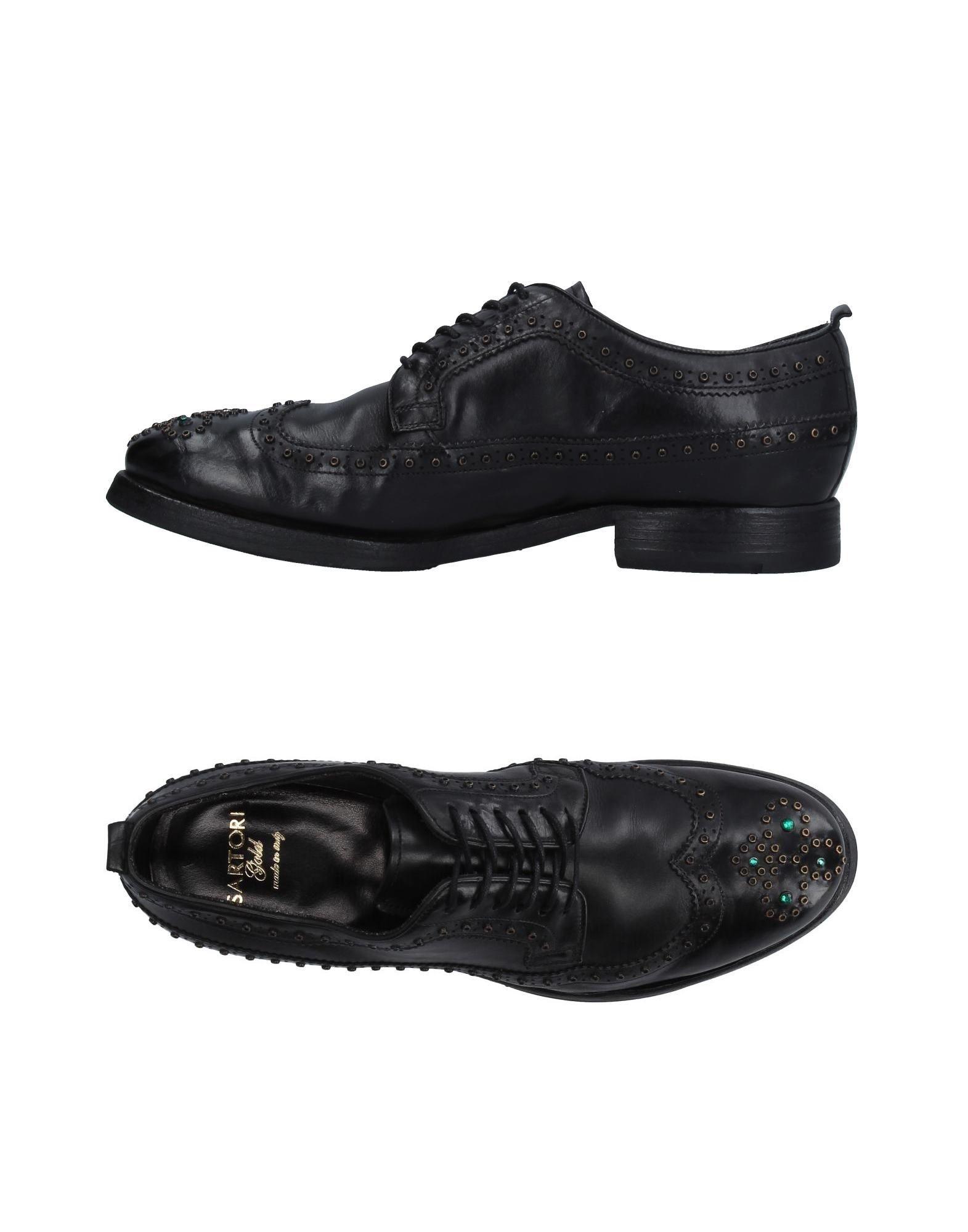 Sartori 11224364MMGut Gold Schnürschuhe Damen  11224364MMGut Sartori aussehende strapazierfähige Schuhe 7c3879