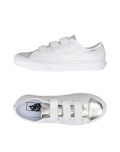cf43a7b217 Vans Ua Prison Issue - 2Tone Leather - Sneakers - Women Vans ...