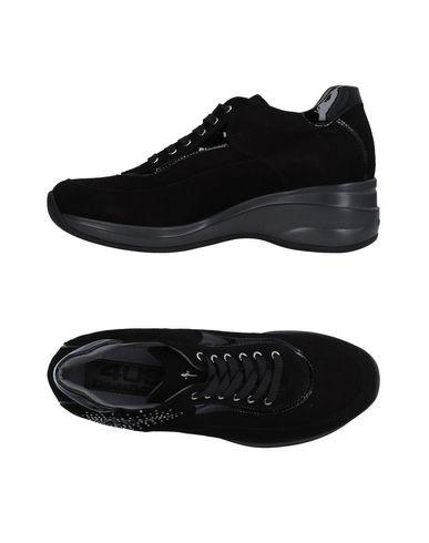 Zapatos de hombre y mujer de promoción por tiempo limitado Zapatillas Cesare Paciotti 4Us Mujer - Zapatillas Cesare Paciotti 4Us - 11224381FJ Negro