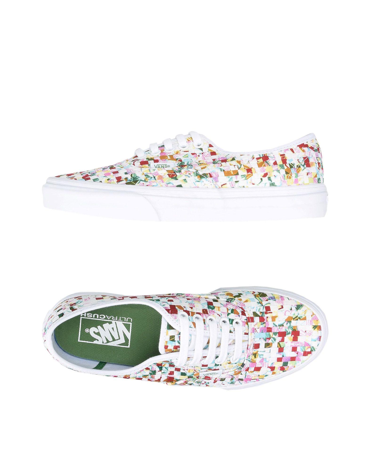 Sneakers Vans Ua Authentic Dx - Woven Textile - Femme - Sneakers Vans sur