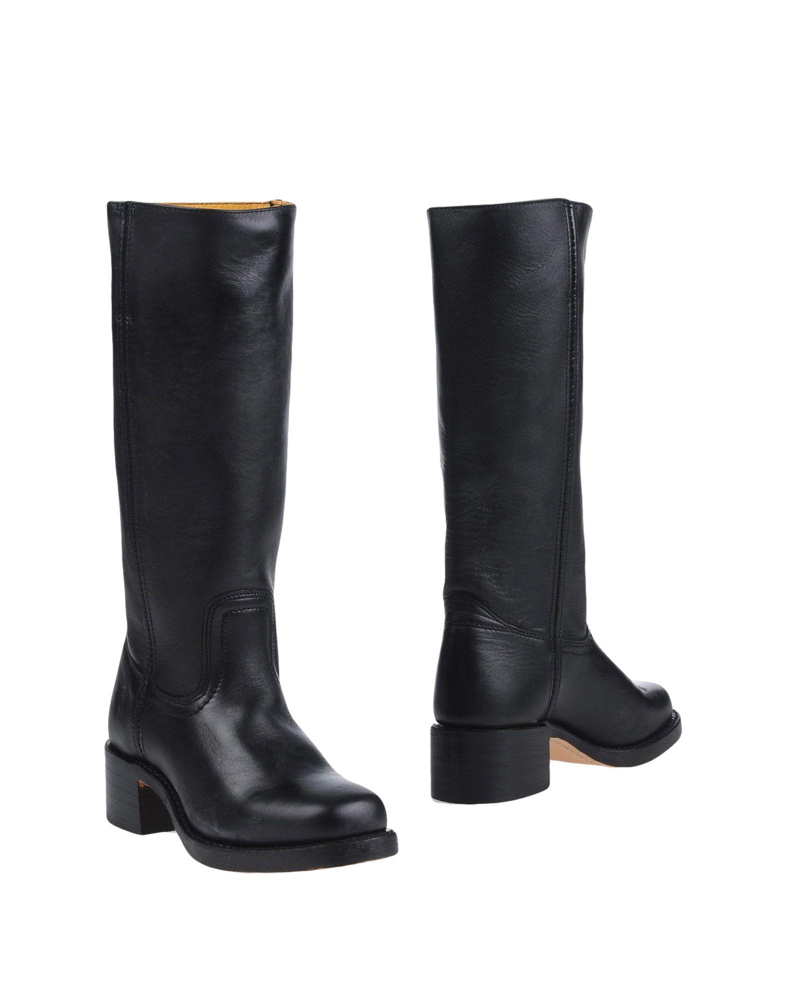Rabatt Schuhe Frye Stiefel Damen  11224414BN