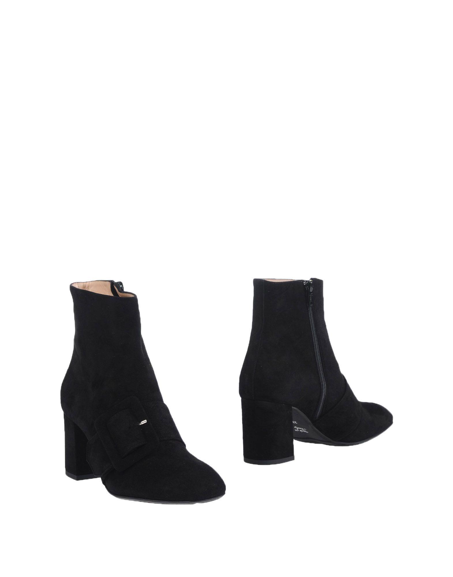 Stilvolle billige Schuhe La Corte Della Stiefelette Pelle By Franco Ballin Stiefelette Della Damen  11224620UW 5cb36c