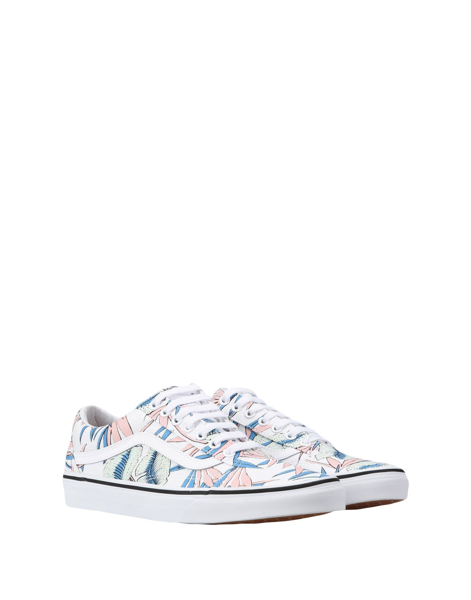 Sneakers Vans Ua Old Skool - Tropical Leaves - Femme - Sneakers Vans sur