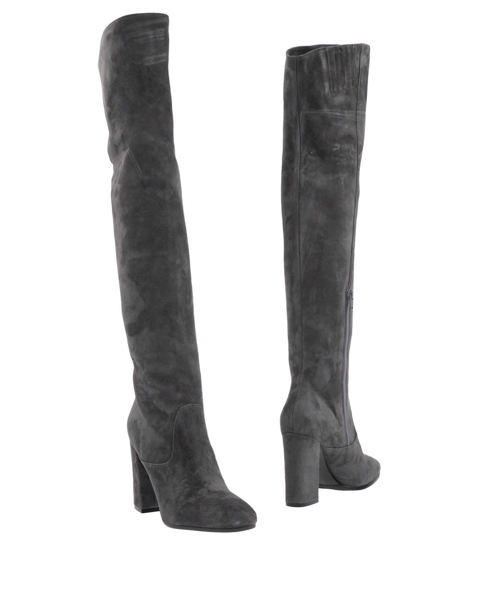Rabatt Schuhe Spaziomoda Stiefel Damen  11225055RK
