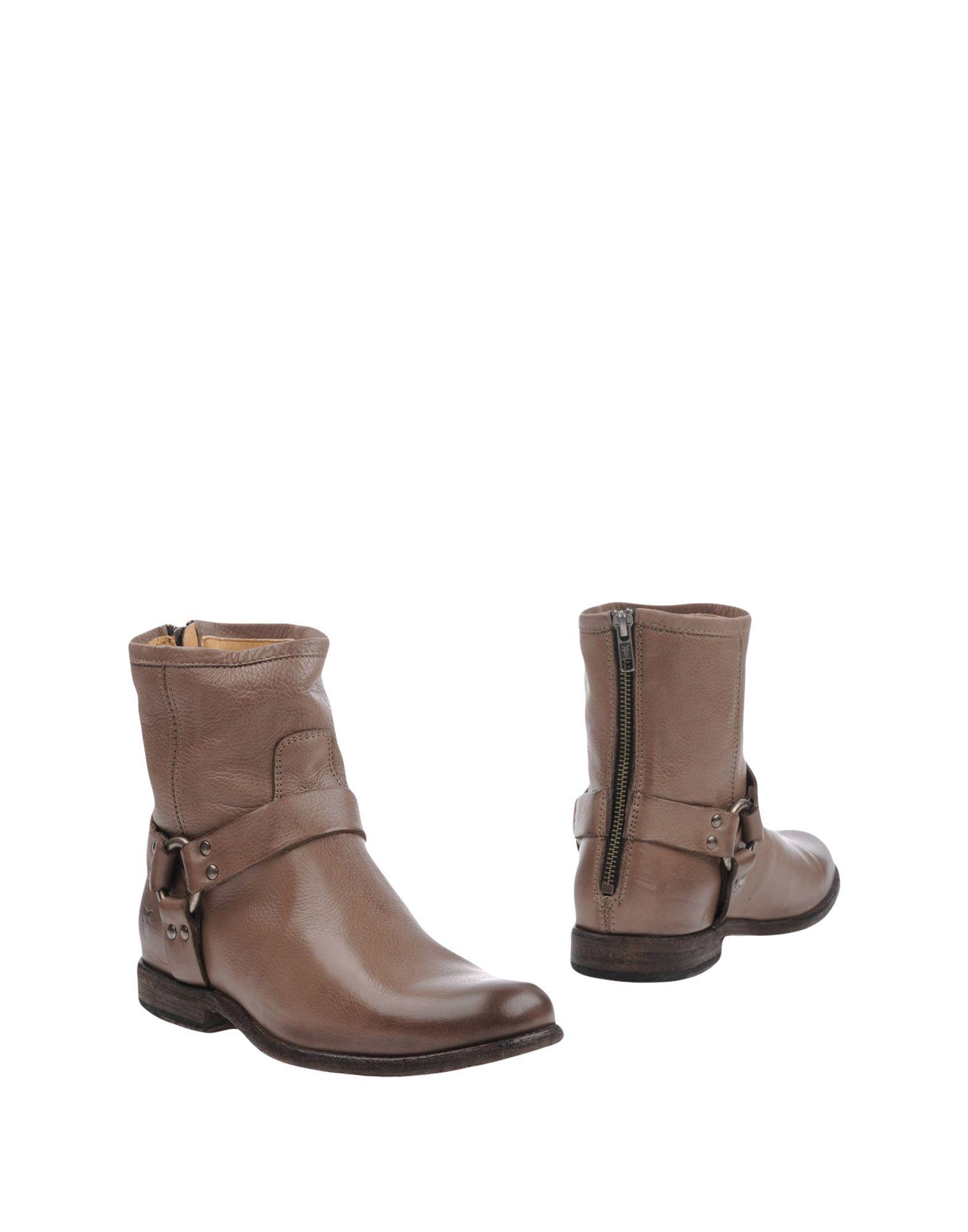 Rabatt Schuhe Frye Stiefelette  Damen  Stiefelette 11225082SU 7fedf2