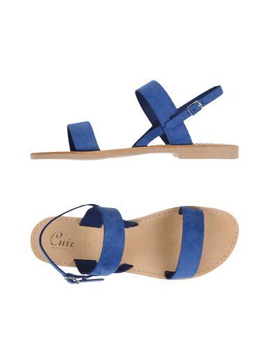 CUIR - Sandals