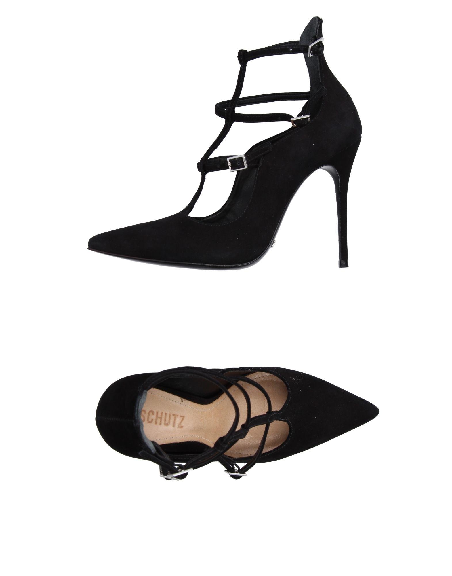 Descuento de la marca Zapato De Salón Salón Salón Schutz Mujer - Salones Schutz  Negro 813032