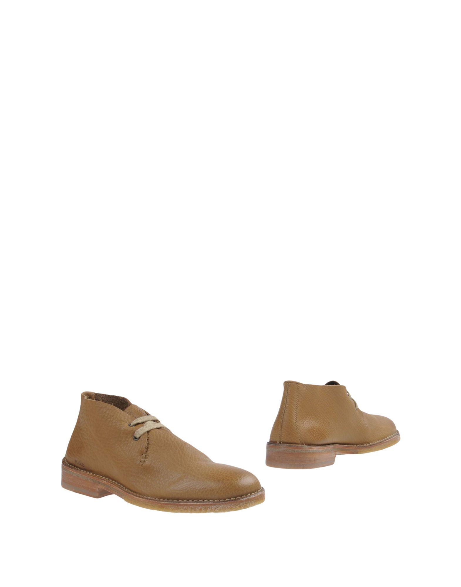 Rabatt echte Schuhe N.D.C. Made By Hand Stiefelette Herren  11225282BO