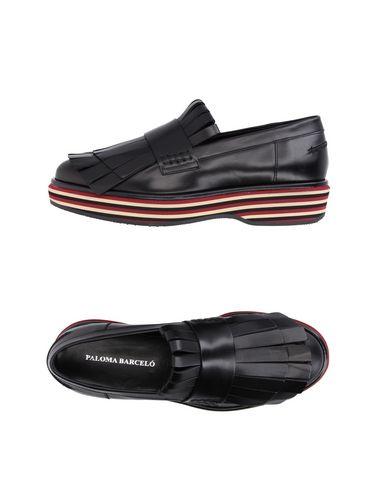Zapatos casuales salvajes Mocasín Paloma Barceló Mujer - Mocasines Negro Paloma Barceló - 11225531VU Negro Mocasines 71468e