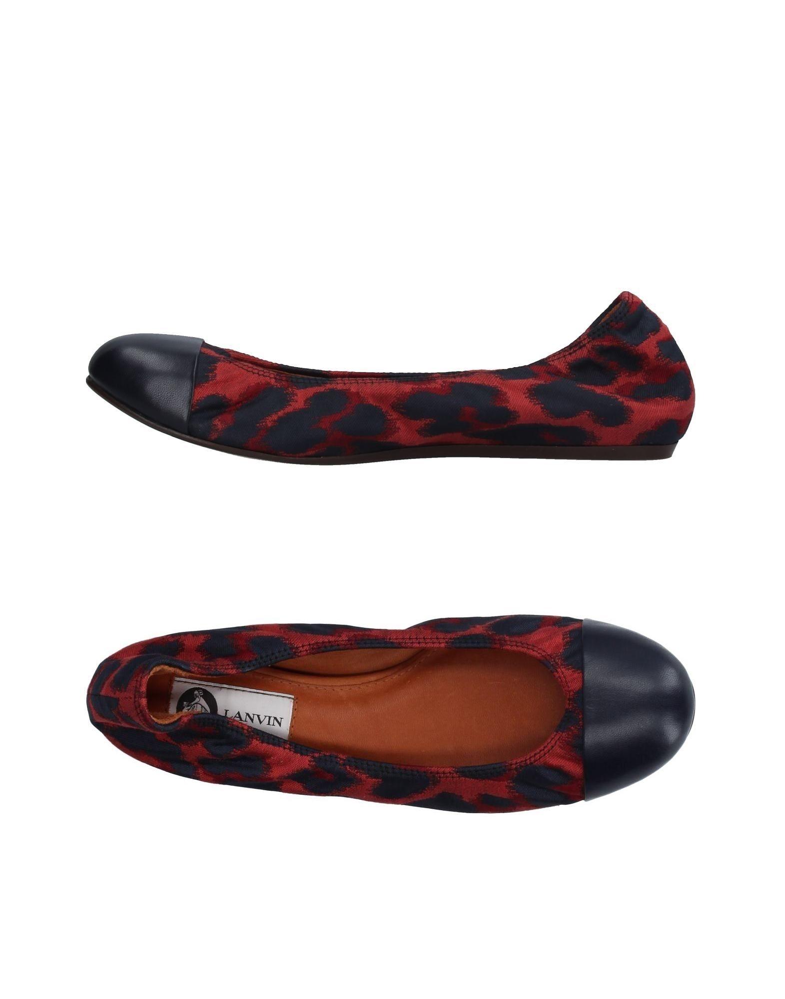 Rabatt  Schuhe Lanvin Ballerinas Damen  Rabatt 11225800CP b94002