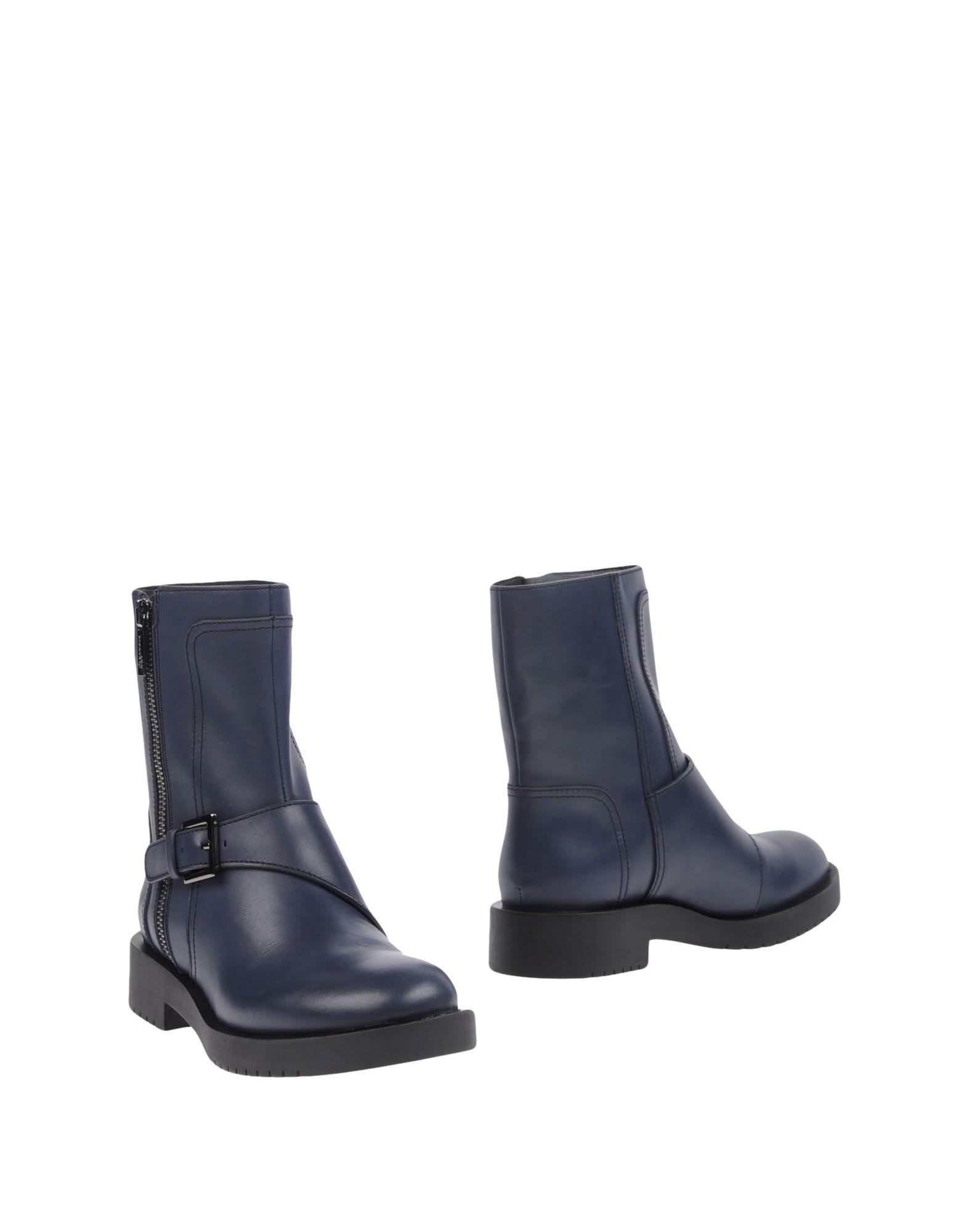 Jil Navy Sander Navy Jil Stiefelette Damen  11226059VFGut aussehende strapazierfähige Schuhe e4ad59
