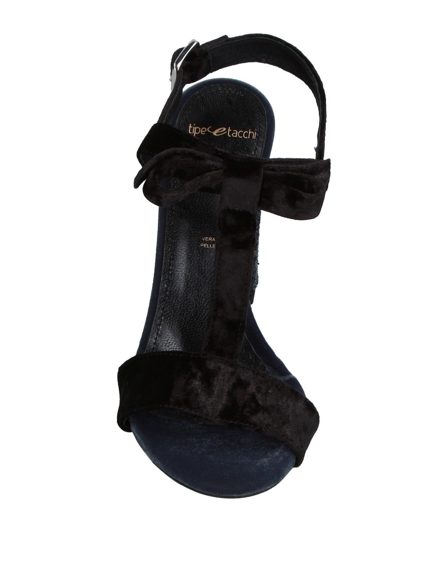 Tipe E Tacchi Sandalen Damen  11226084DP Gute beliebte Qualität beliebte Gute Schuhe 36f09e