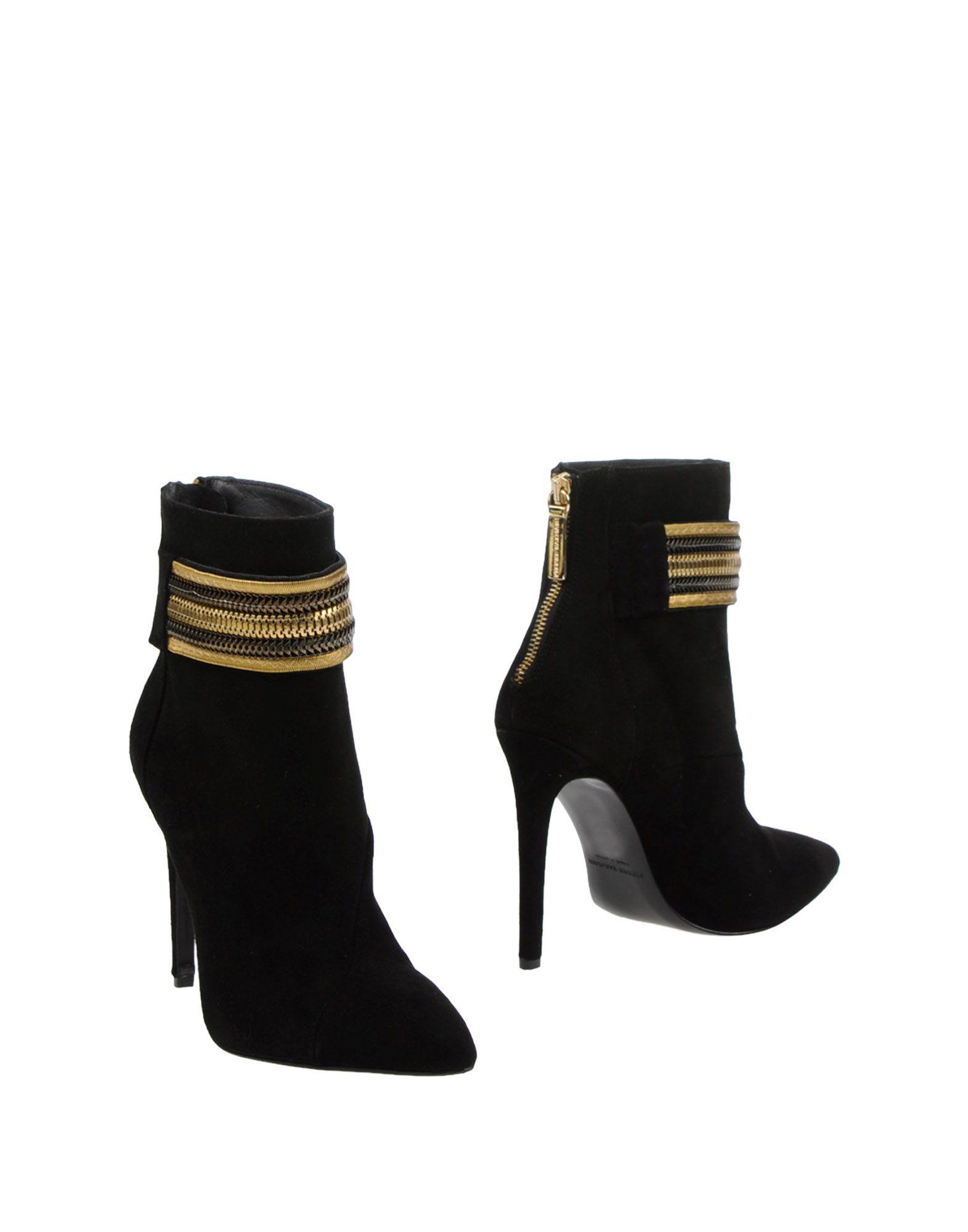 Pierre Balmain Stiefelette Damen  11226329DBGünstige gut aussehende Schuhe