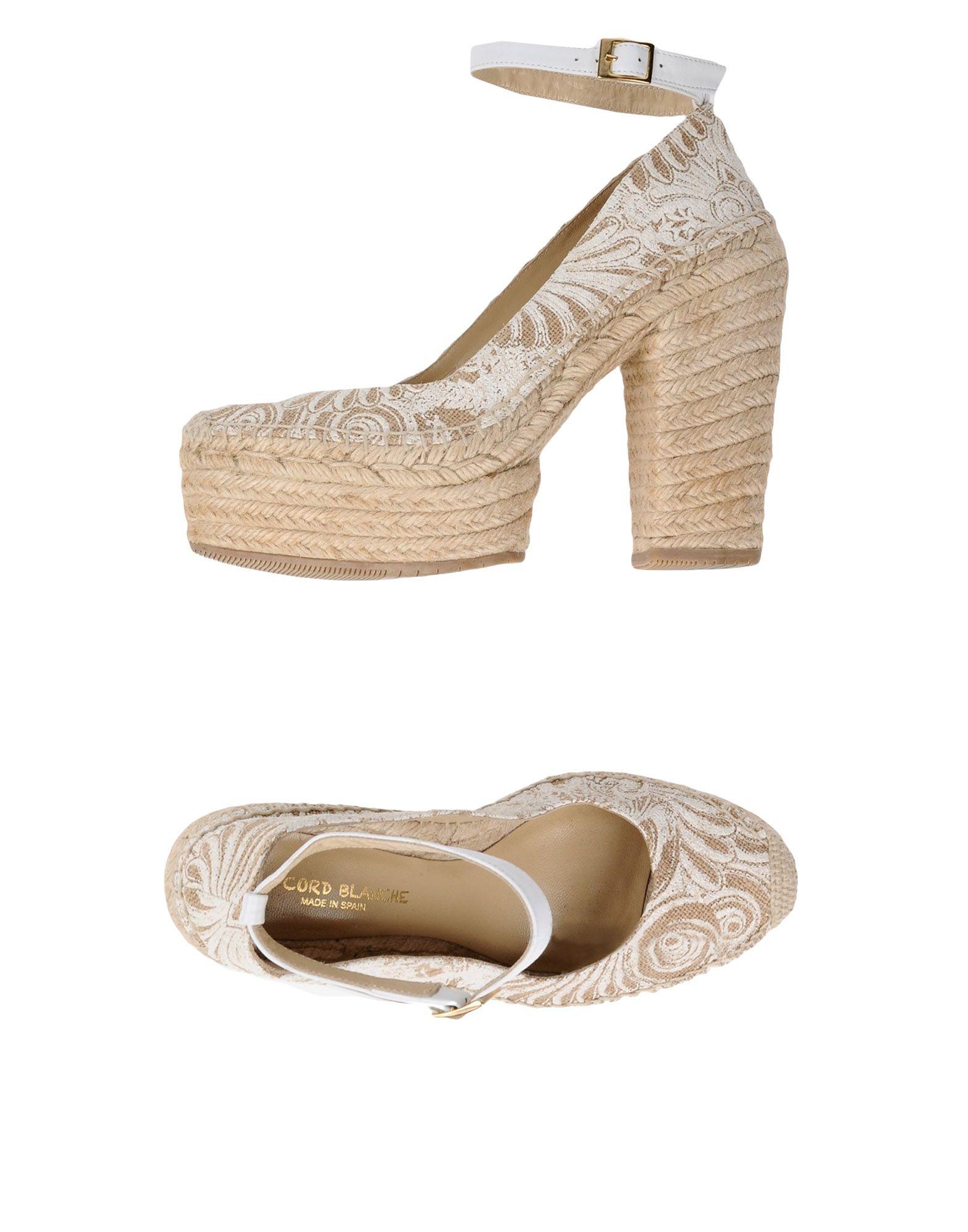 La Corde Blanche Pumps Damen  11226374DC Gute Qualität beliebte Schuhe