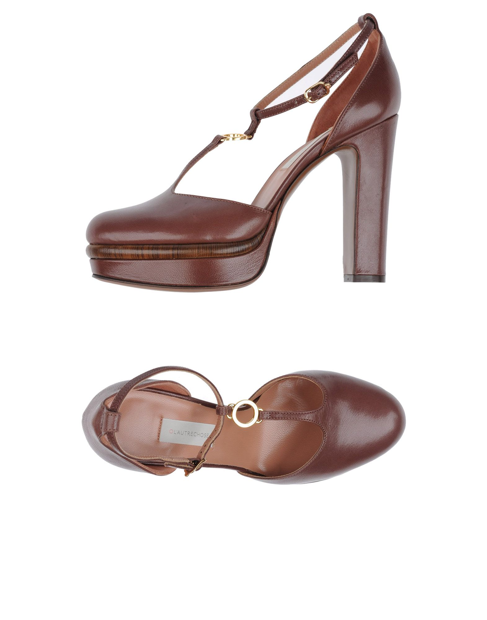 Gut Chose um billige Schuhe zu tragenL' Autre Chose Gut Pumps Damen  11226414IE 696aeb