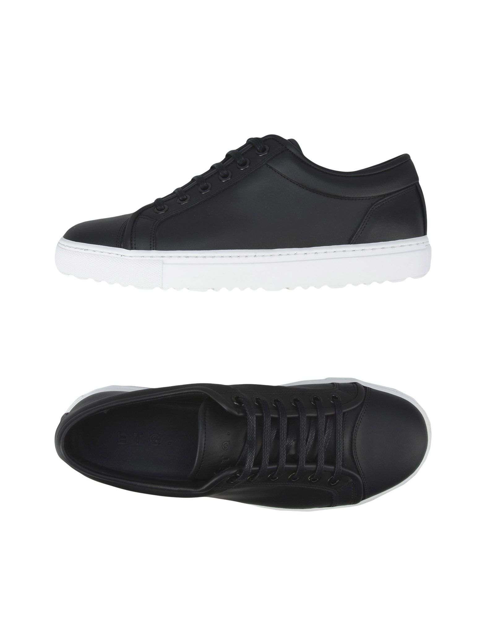 Etq Amsterdam Low 1 - Rubberized Black - Sneakers - 1 Women Etq Amsterdam Sneakers online on  Canada - 11226449MK 9532ee