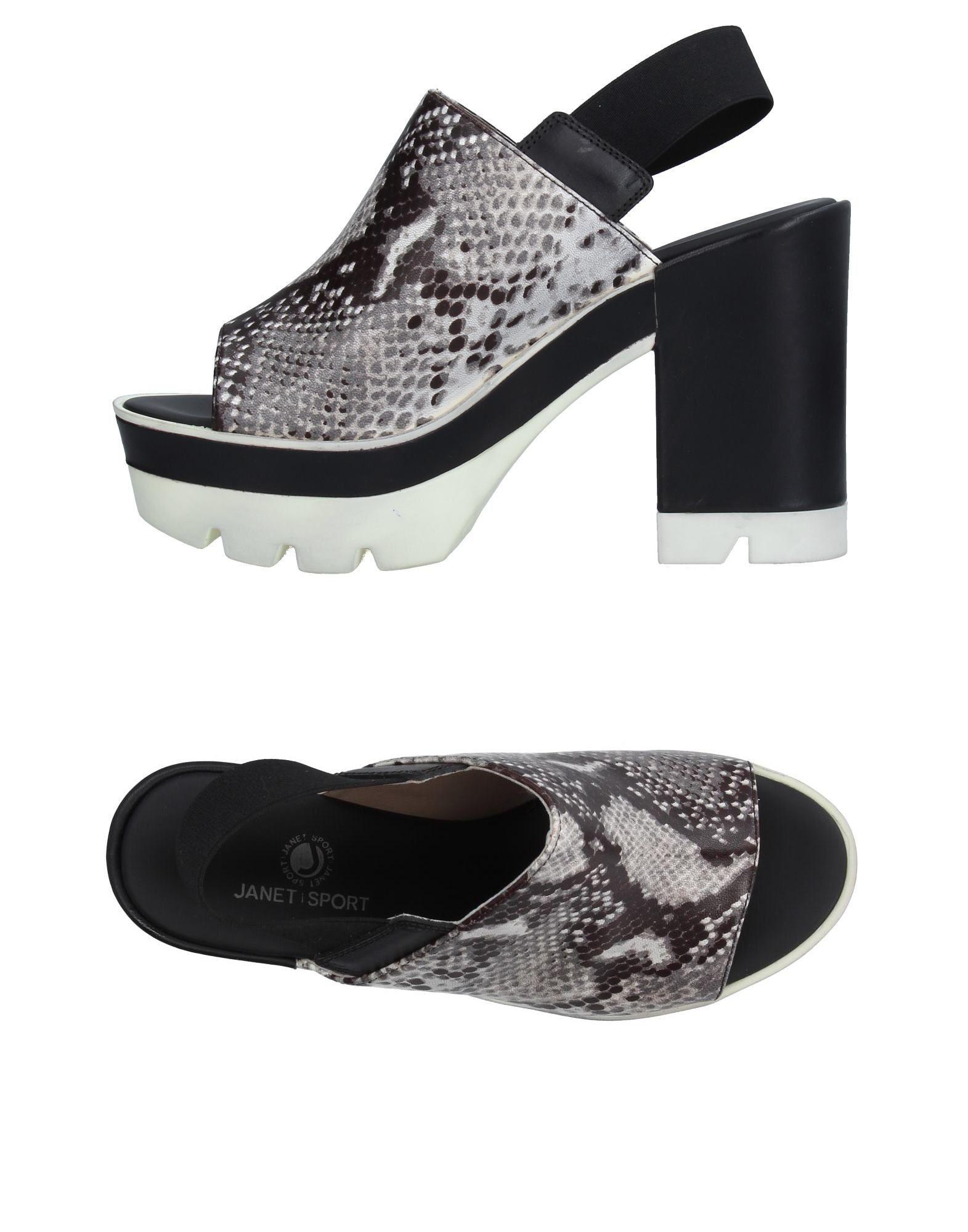 Janet Sport Sandalen Damen  11226682JI Gute Qualität beliebte Schuhe