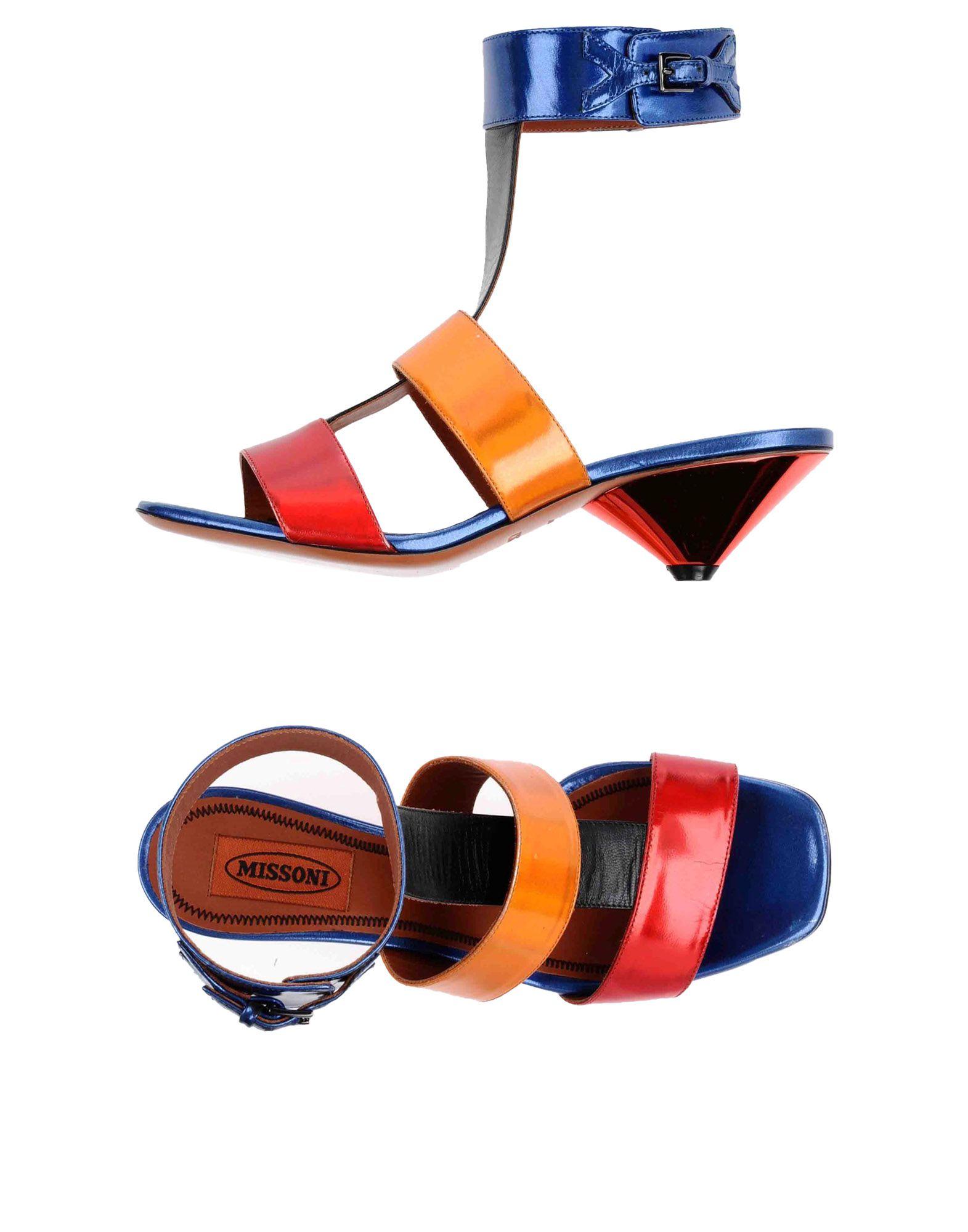 missoni missoni missoni sandales - femmes missoni sandales en ligne le royaume - uni - 11226685qf 052700