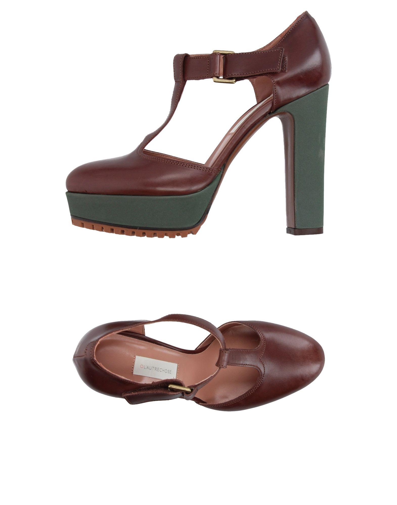 L' Autre Chose Pumps Damen  11226700EUGut aussehende strapazierfähige Schuhe