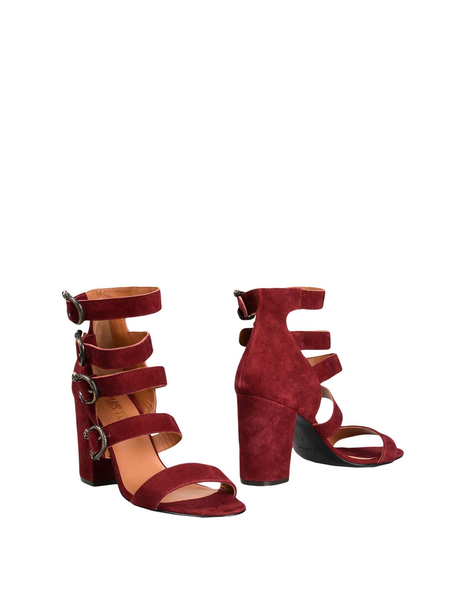 Rabatt Damen Schuhe Paris Texas Sandalen Damen Rabatt  11226887JL 44ef54