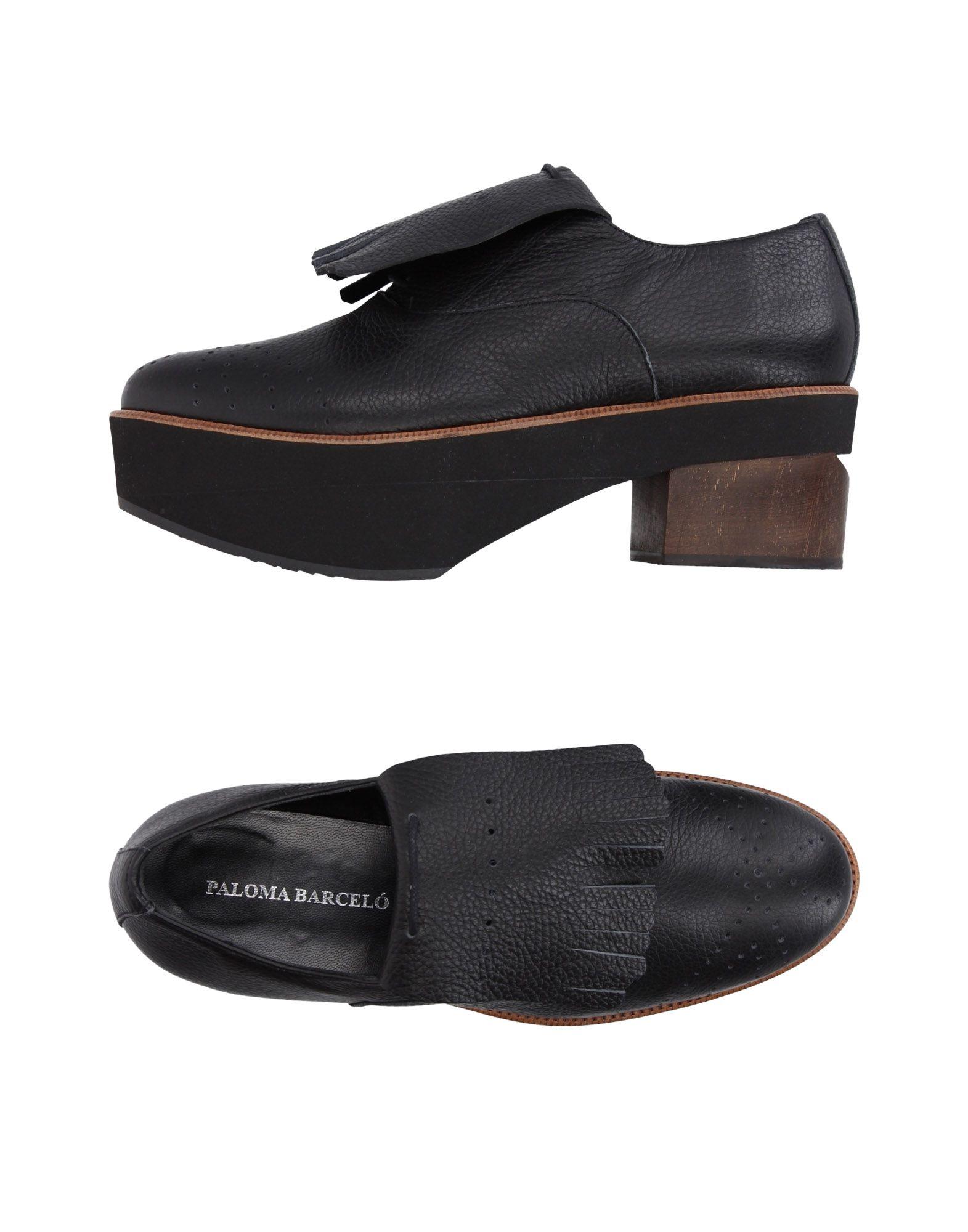 Stilvolle billige Schnürschuhe Schuhe Paloma Barceló Schnürschuhe billige Damen  11226903RN 6085fe
