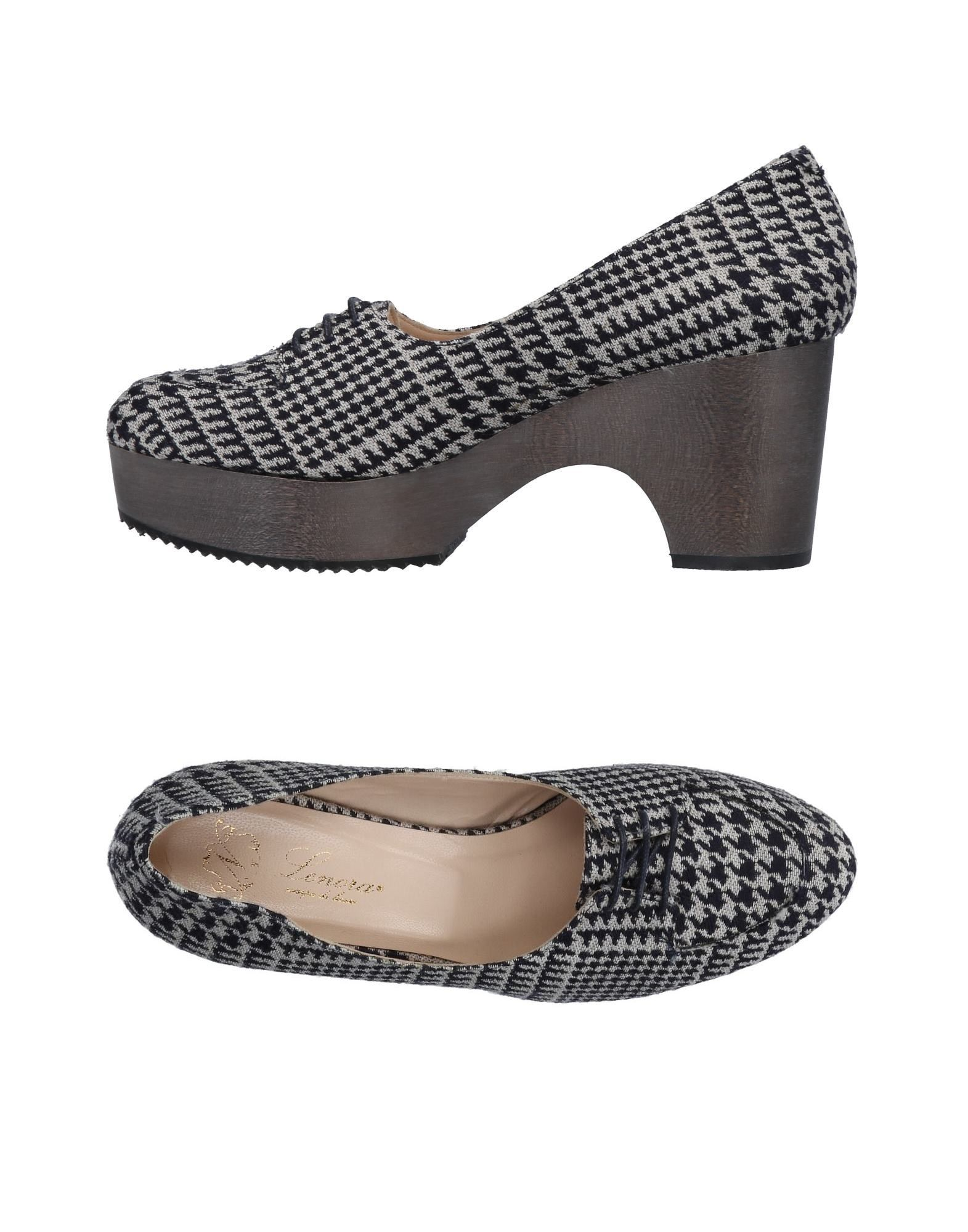Gut um billige Schuhe zu tragenLenora Schnürschuhe Damen  11226922GH