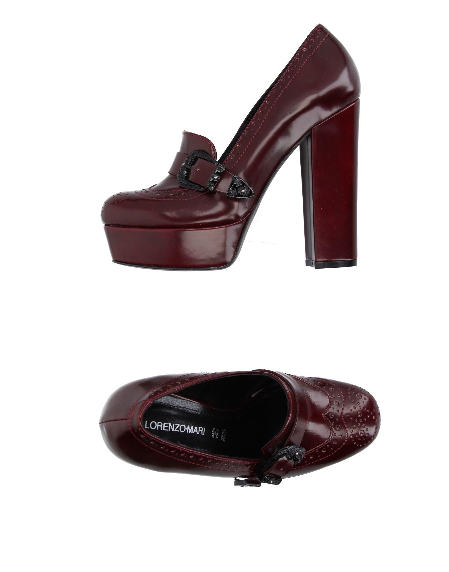 Lorenzo Mari Gute Mokassins Damen  11226948PG Gute Mari Qualität beliebte Schuhe f645c6