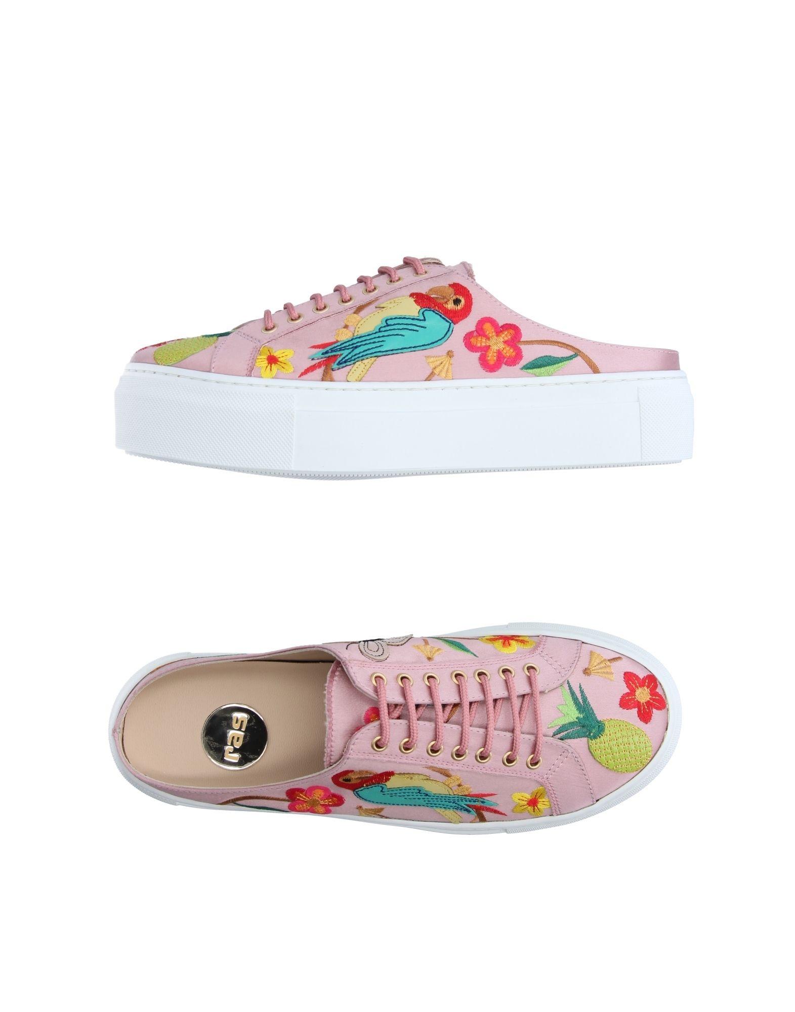 Stilvolle billige Schuhe Ras Pantoletten Damen  11226966EI