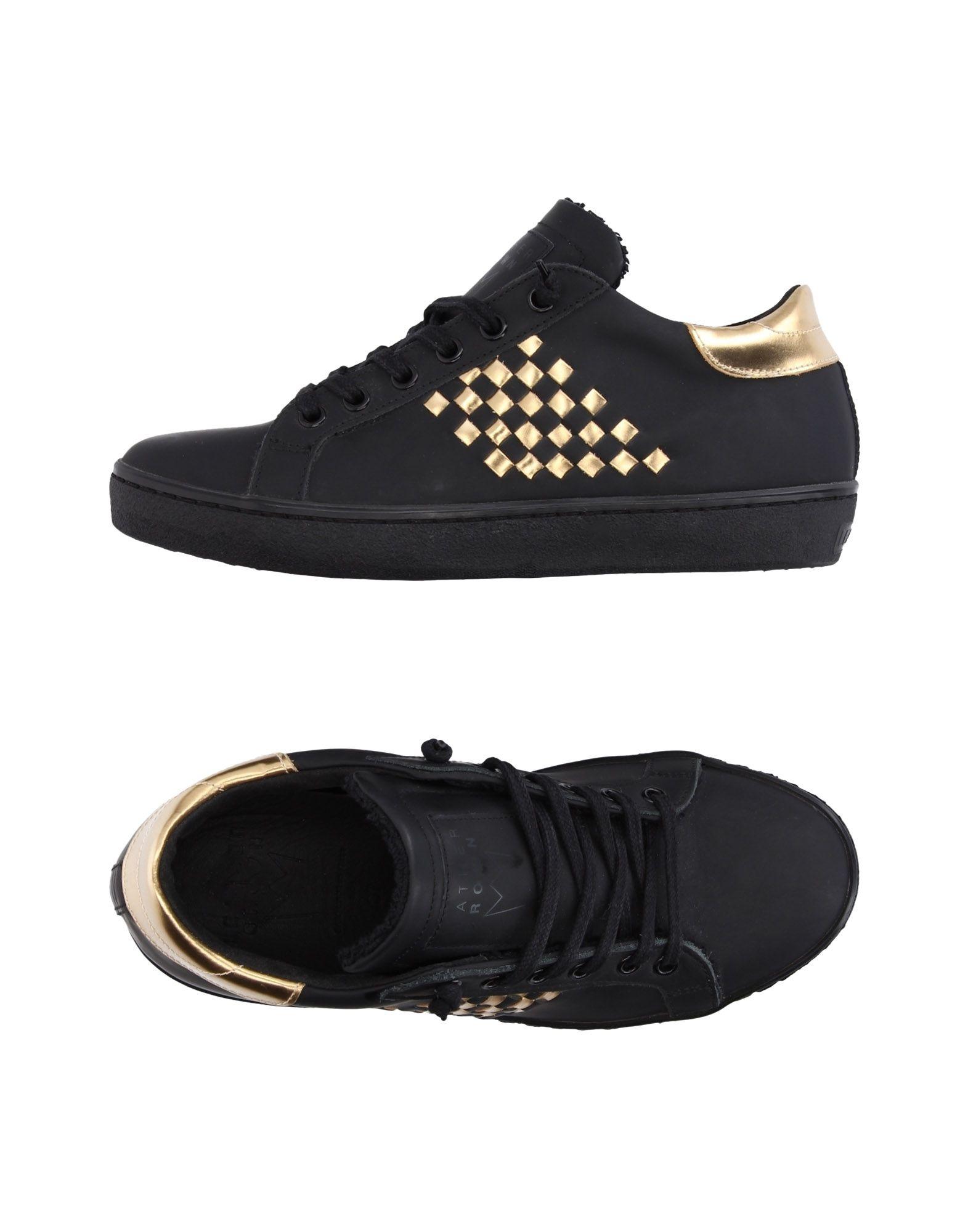 Turnscarpe Leather Crown donna - - 11226995DO  Qualität garantiert