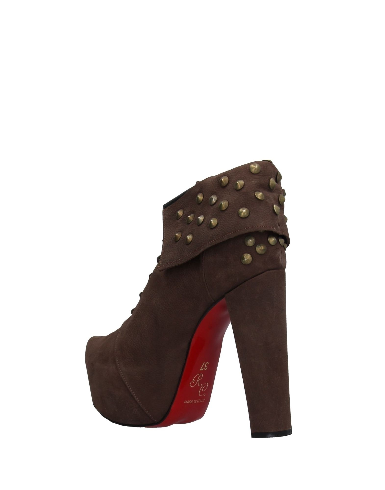 Chaussures - Chaussures À Lacets Rosario Cuomo 8lm36R