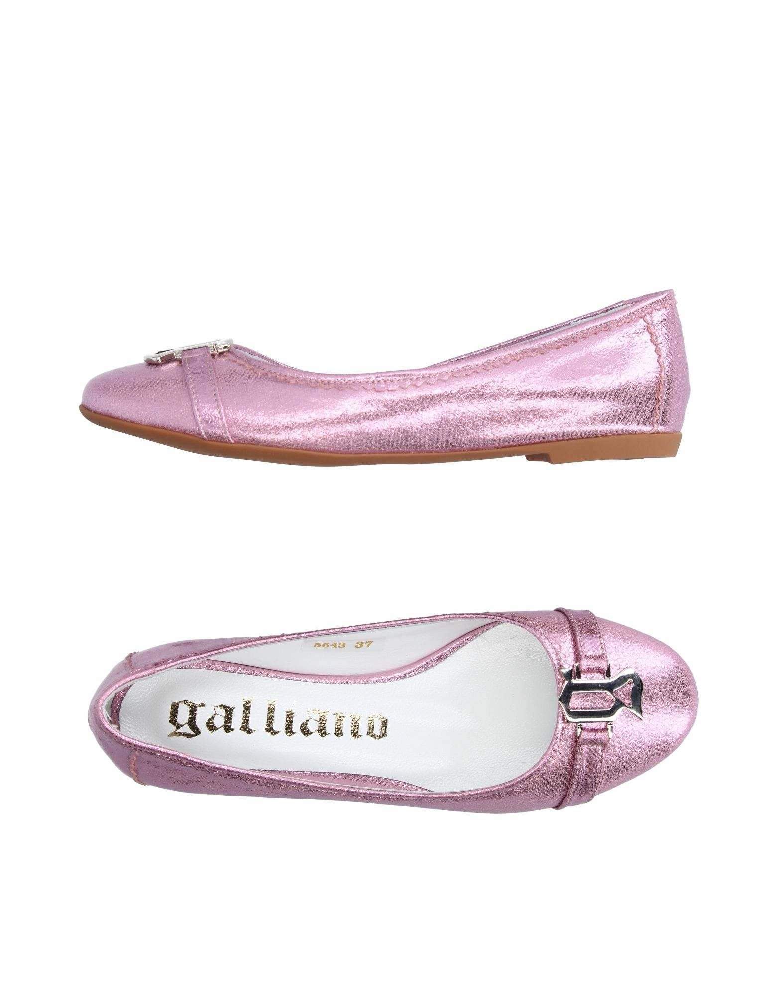 Gut um billige Schuhe zu tragenGalliano Ballerinas Damen  11227488TX