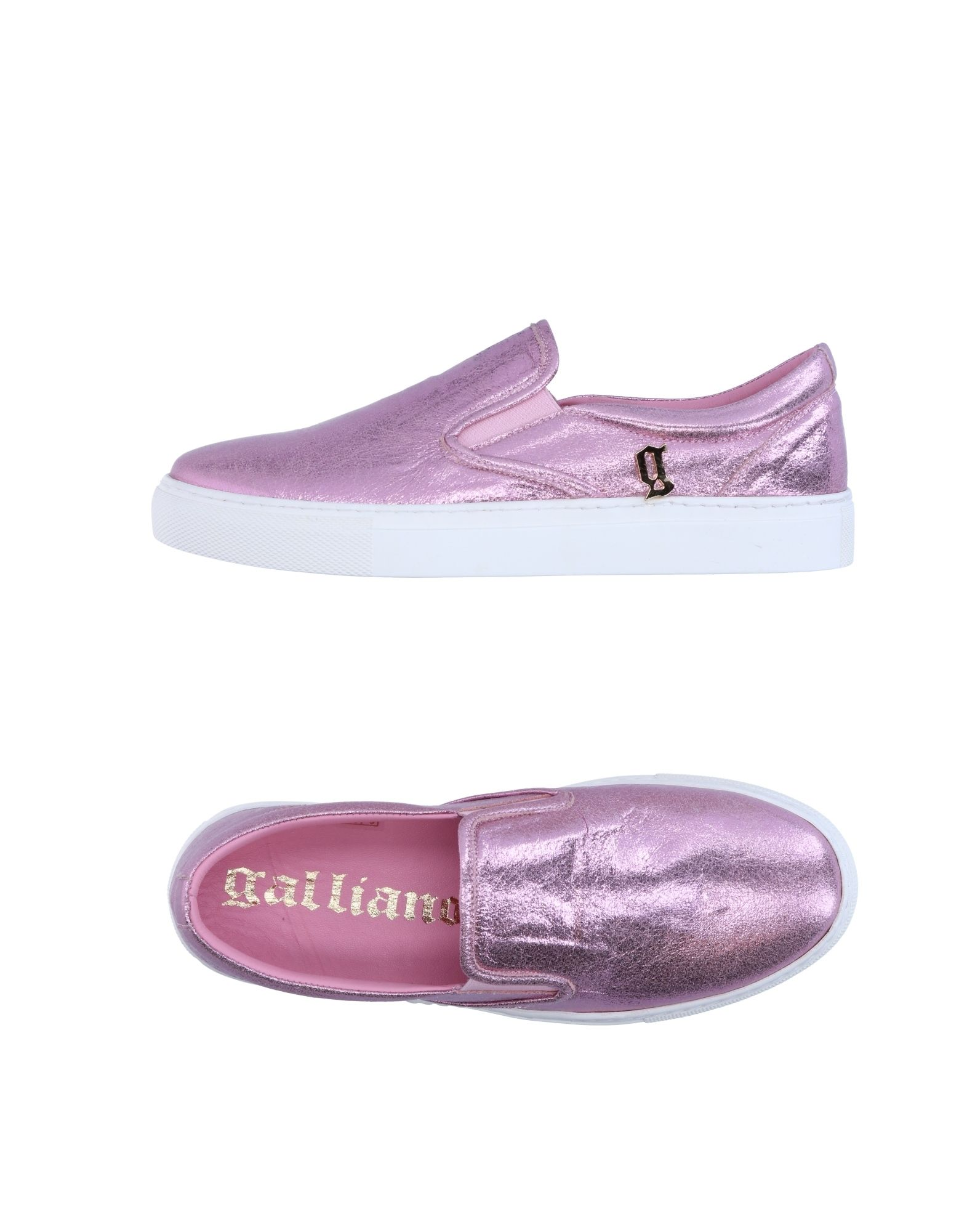 Baskets Galliano Femme - Baskets Baskets Baskets Galliano Rose Chaussures casual sauvages 065a75