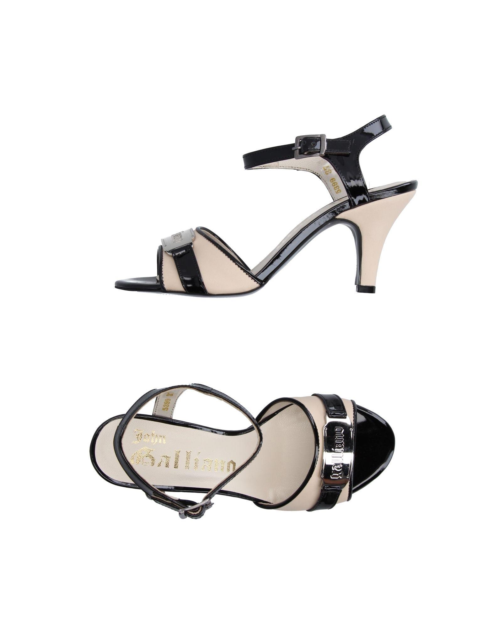 Stilvolle billige Schuhe John Galliano Sandalen Damen  11227558IK 11227558IK 11227558IK 855341