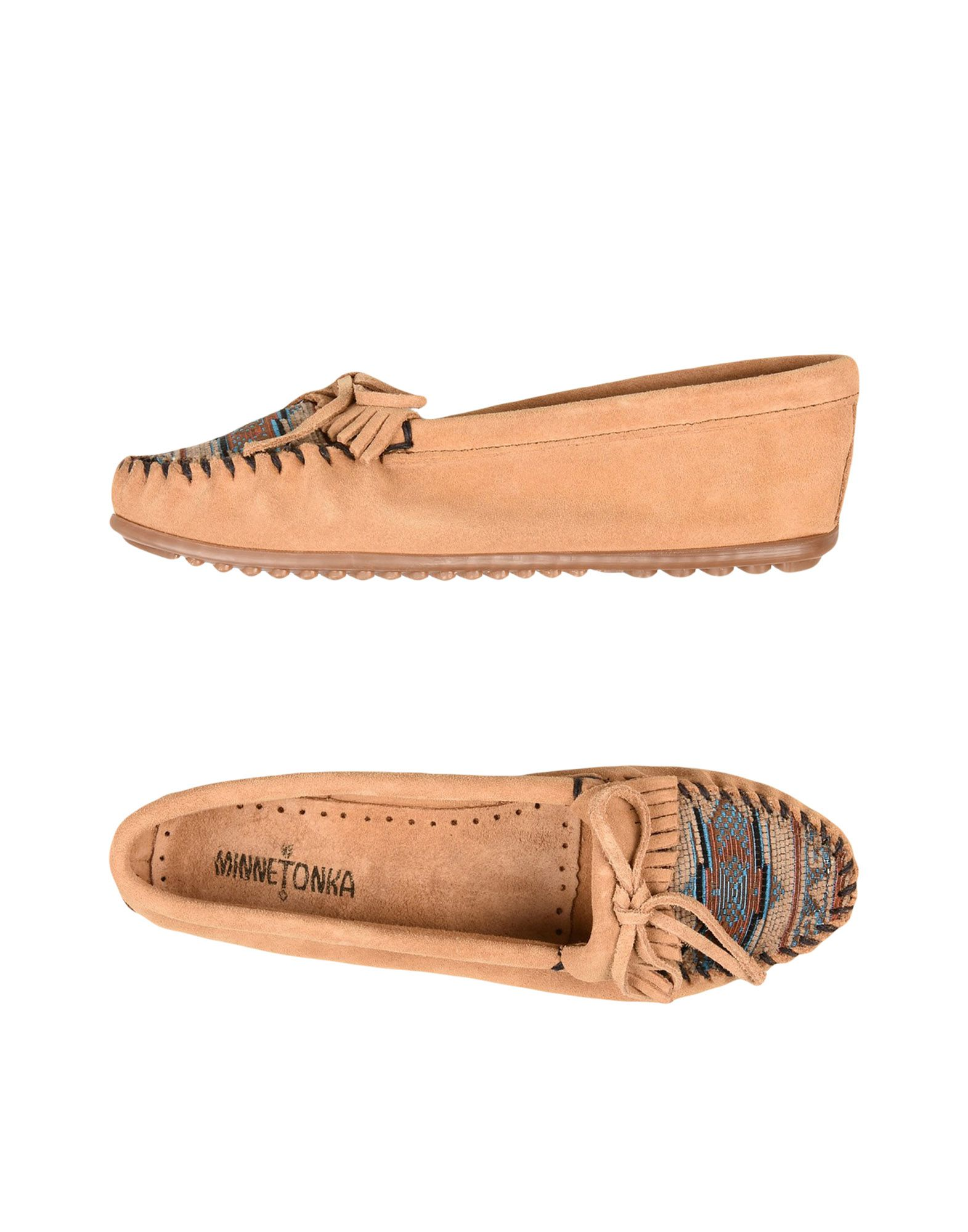 Minnetonka El Paso Ii Moc - Loafers - on Women Minnetonka Loafers online on -  Canada - 11227678IN fd102c