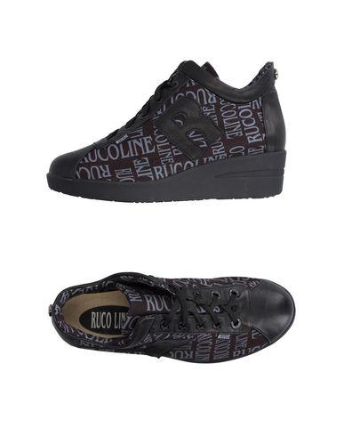 Los últimos mujer zapatos de hombre y mujer últimos Zapatillas Ruco Line Mujer - Zapatillas Ruco Line - 11227702NP Negro 8339c5