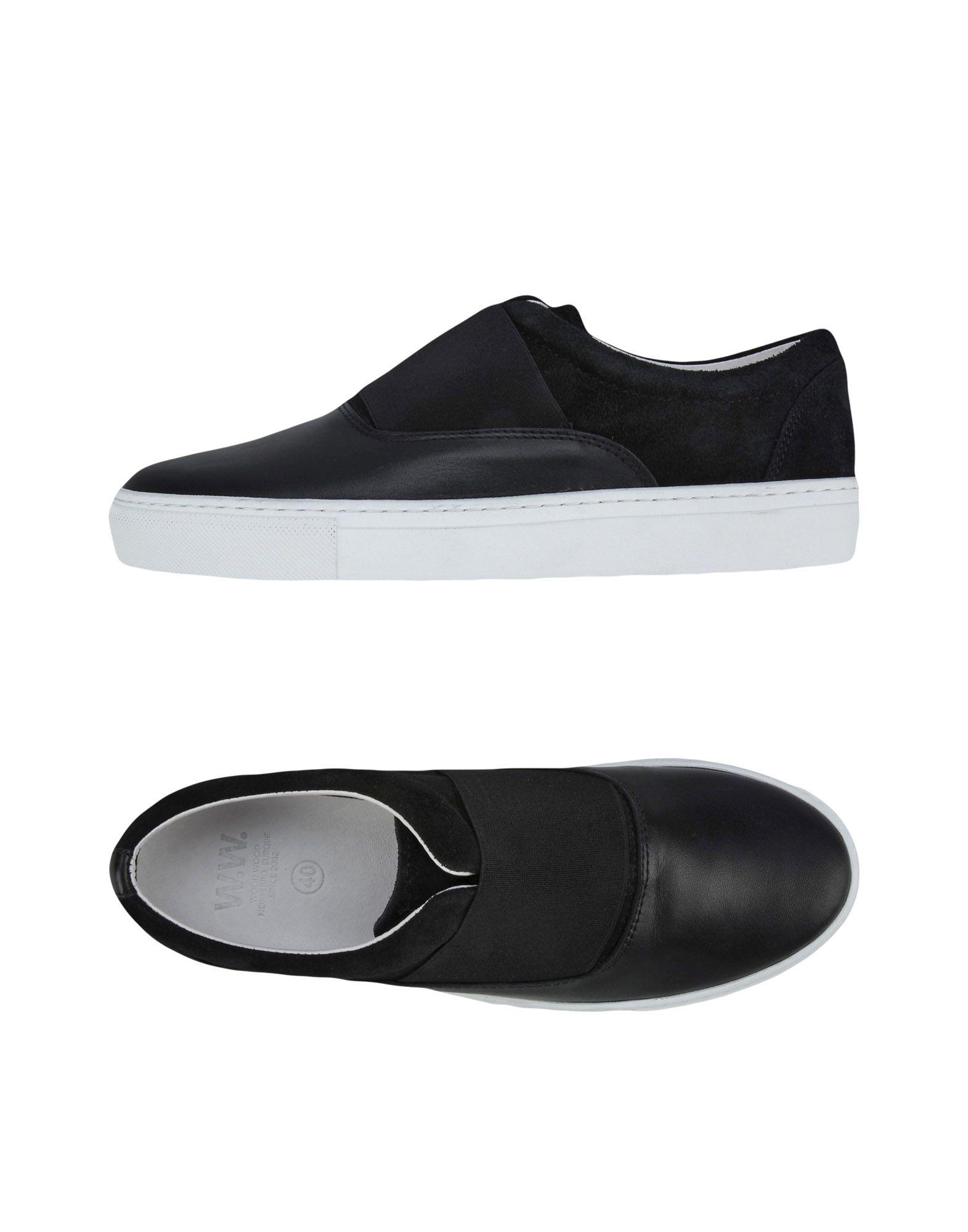 Wood Wood Sneakers Herren  11227728MO