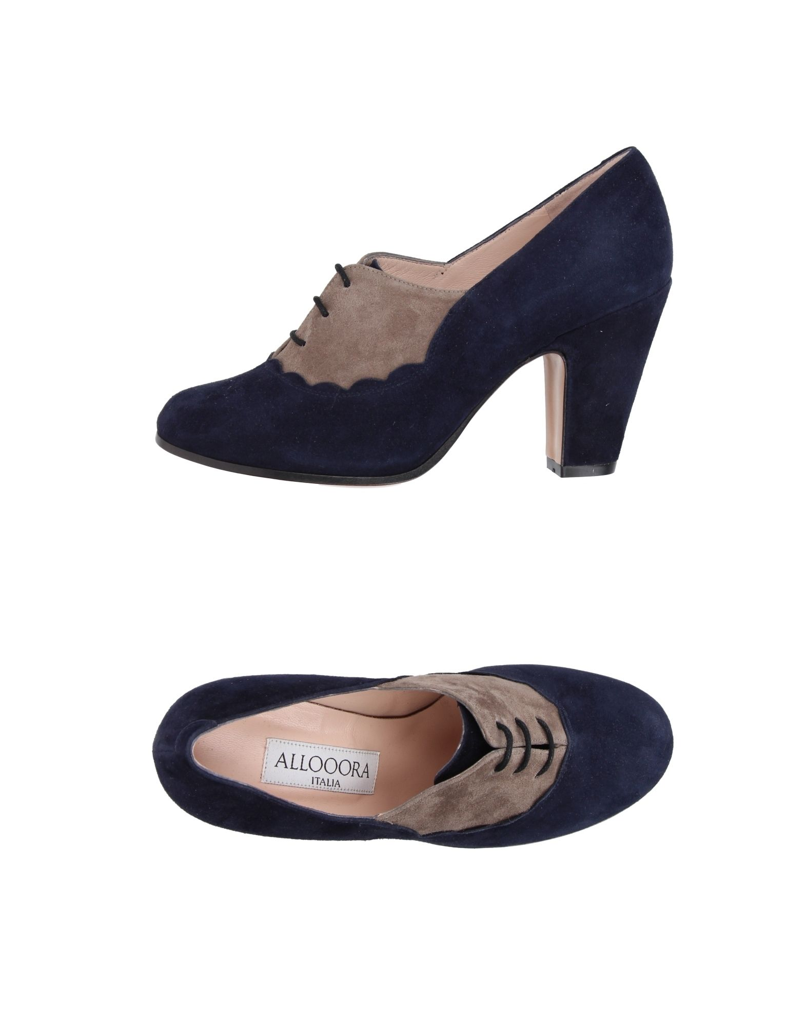 Chaussures À Lacets Allooora Femme - Chaussures À Lacets Allooora sur