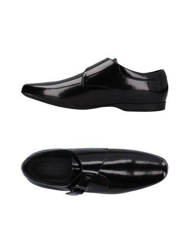 Versace Collection Mocassins noir TuC9OrSO0I