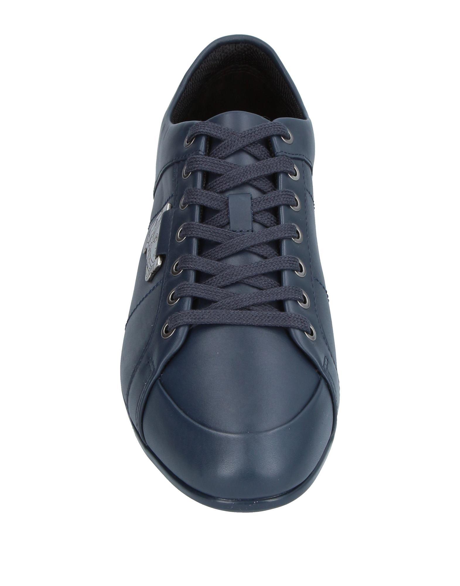 Rabatt Sneakers echte Schuhe Versace Collection Sneakers Rabatt Herren  11227775HJ 91b421