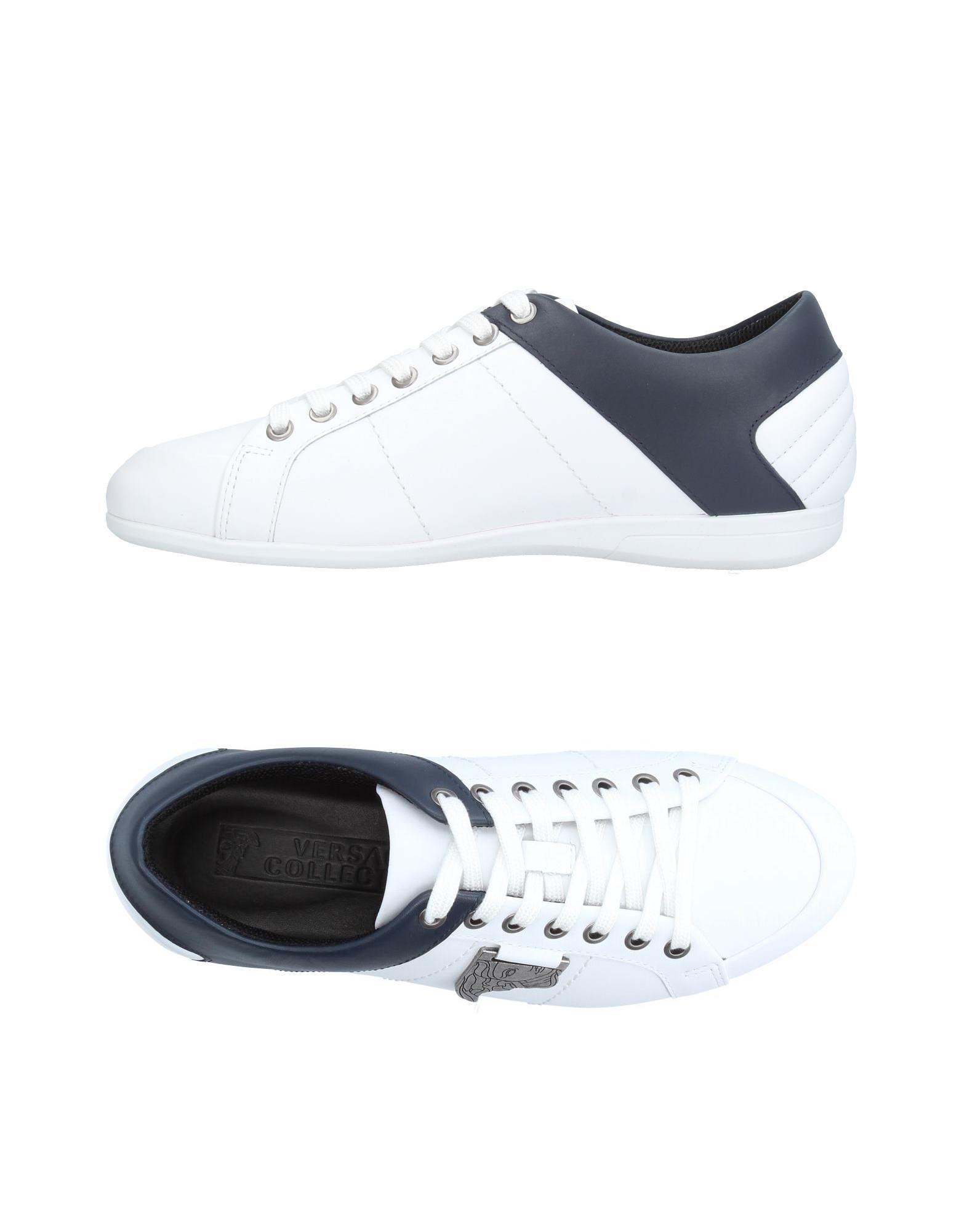 Versace Collection Sneakers Herren  11227787BW Neue Schuhe