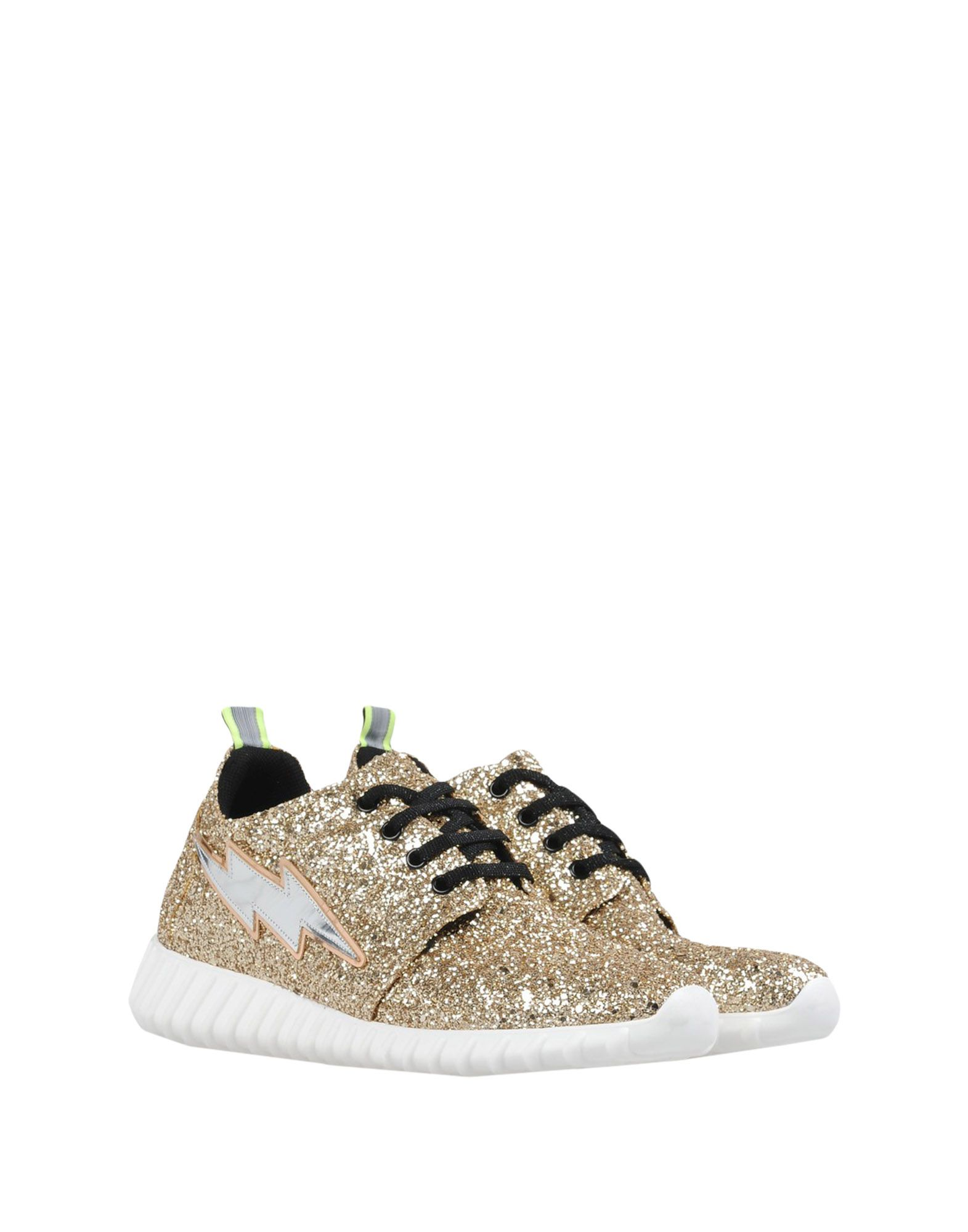 Sneakers Leo Studio Design Running Plus Glitter - Donna - 11227798HD
