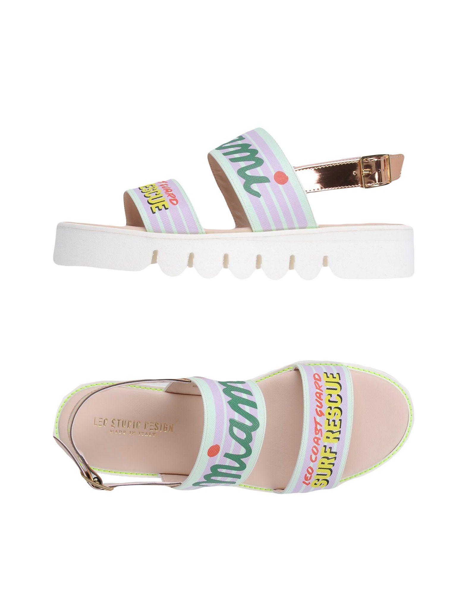 Sandali Leo Studio Design Sandal Printed - Donna - 11227818OD