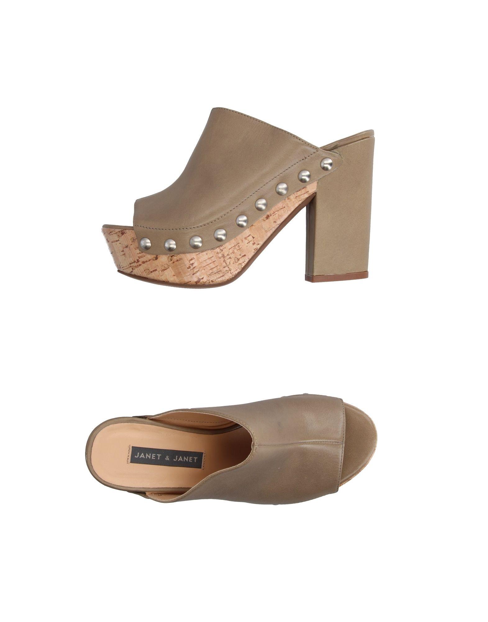 Janet & Janet Sandalen Damen  11227865GX Gute Qualität beliebte Schuhe